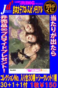 吉本女子プロレスJd'